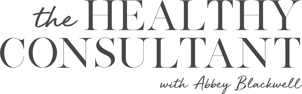 The Healthy Consultant