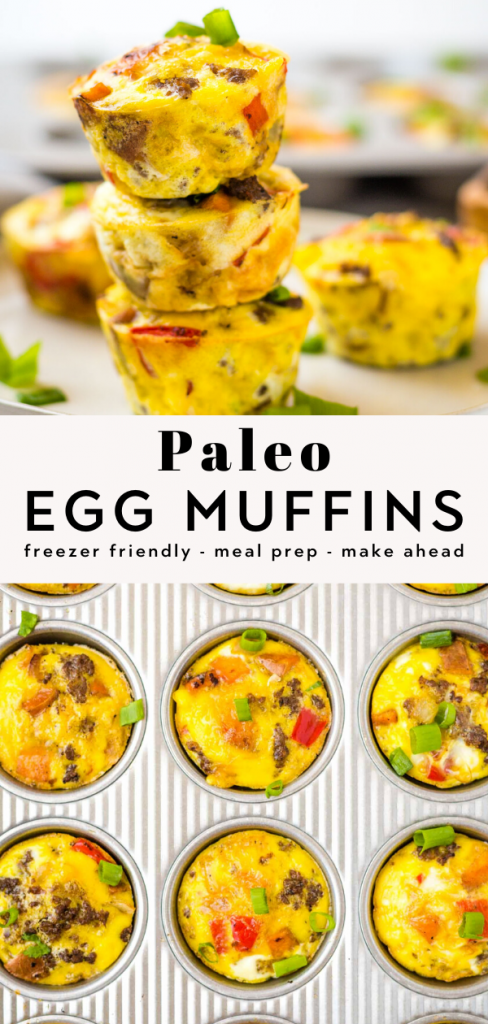Paleo Egg Breakfast Muffins