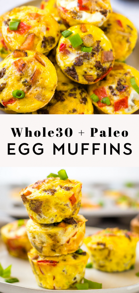 Whole30 and Paleo Egg Muffins