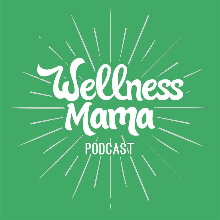 Wellness Mama podcast image