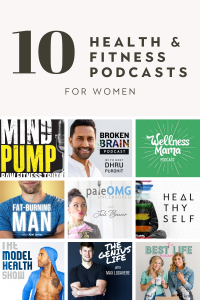The 10 Best Health and Fitness Podcasts for Women