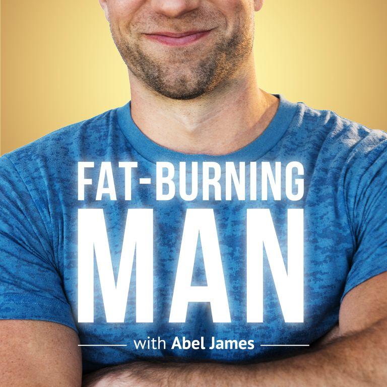Fat Burning Man with Abel James podcast image