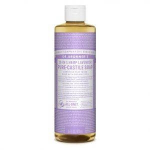 pure-castile soap