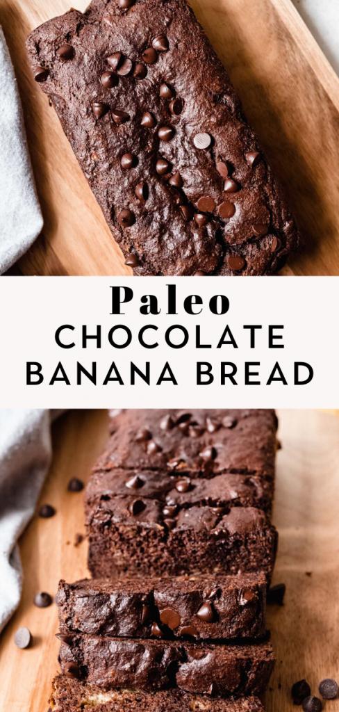 Paleo Chocolate Banana Bread1