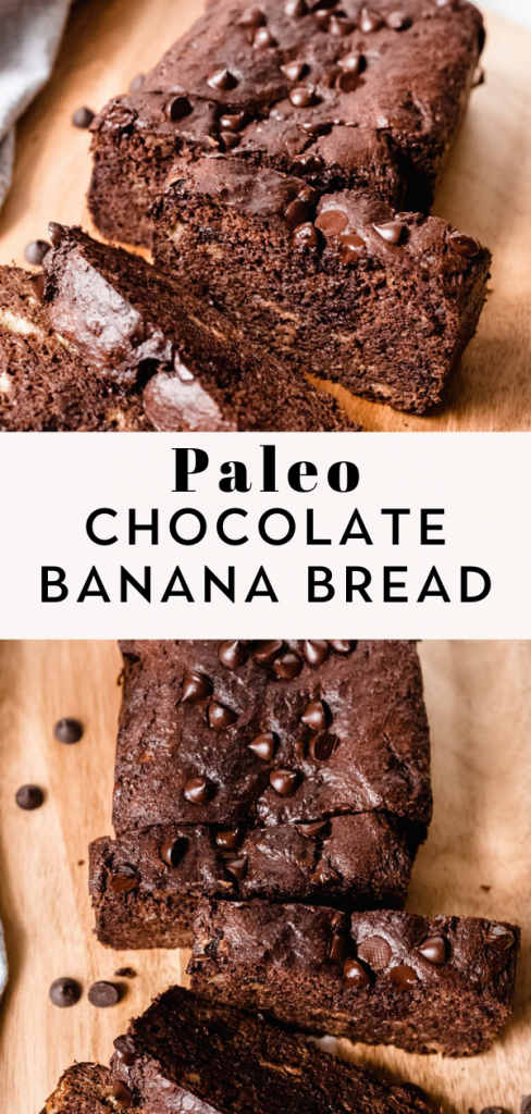 Paleo Chocolate Banna Bread3