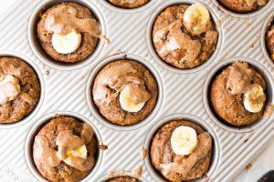 Banana Protein Muffins (Paleo)