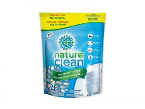 Non-toxic dishwasher pacs