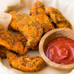 Paleo Air Fryer Chicken Tenders