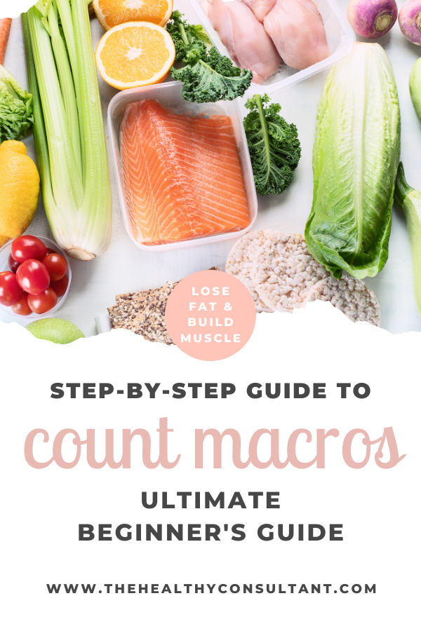 beginners guide to counting your macros