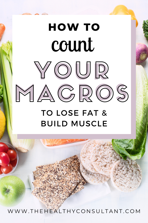 how to count your macros